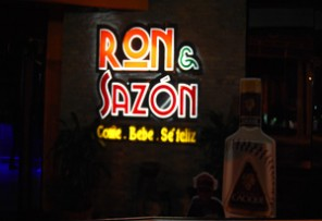 ron y sazon